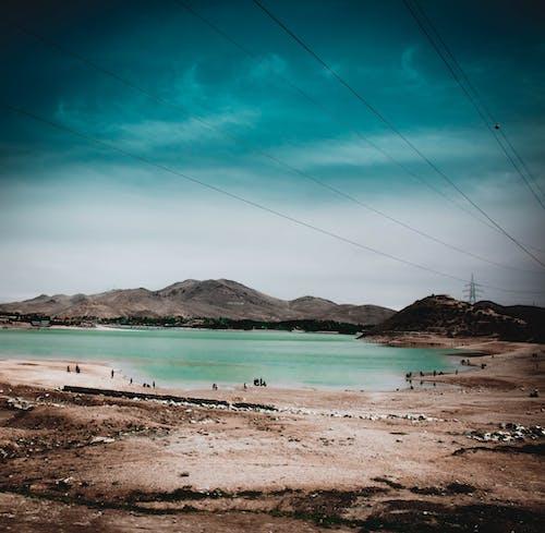 Darmowe zdjęcie z galerii z fala, idylliczny, krajobraz, lato