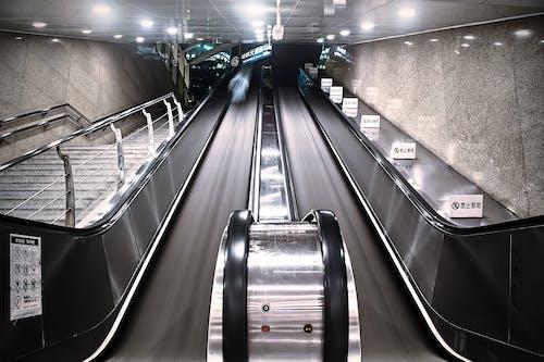 Ingyenes stockfotó fények, jármű, közlekedési rendszer, lépcső témában