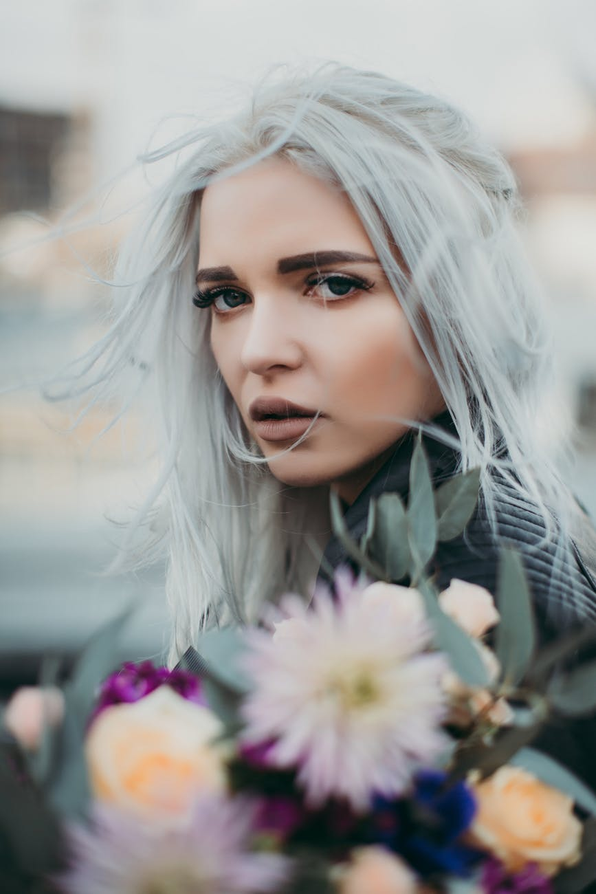 Check out Winter Colors You Should Try For Your Hair | # 8 Is Fabulous! at https://makeuptutorials.com/winter-colors-for-hair/