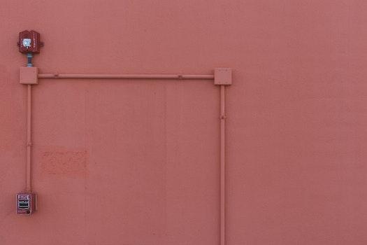 Kostenloses Stock Foto zu mauer, design, innere, sicherheit