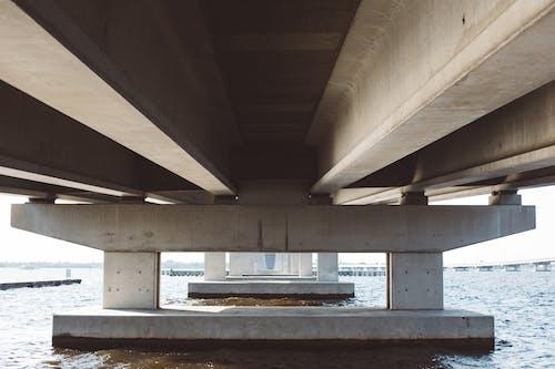Kostnadsfri bild av arkitektur, betong, bro, dagsljus