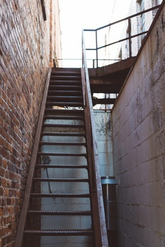 Free stock photo of stairs, building, steps, bricks