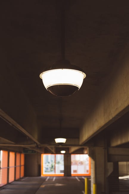 New free stock photo of lights, dark, lamps