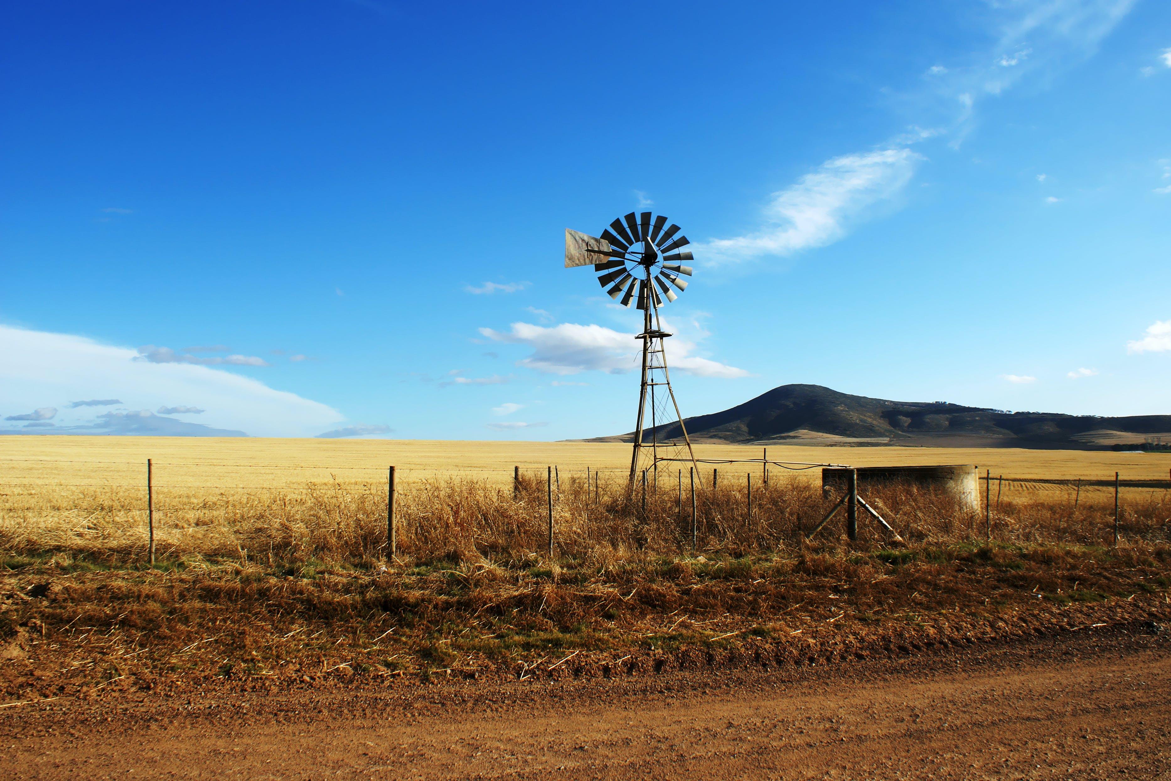 åkermark, bondgård, fält
