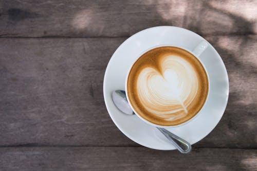 Foto d'estoc gratuïta de beguda, blanc, cafè, cafeïna