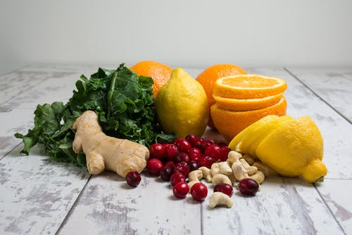 Gratis stockfoto met citroenen, eten, fruit, oranje