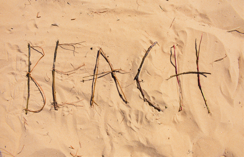 Free stock photo of beach, sand, summer, sun