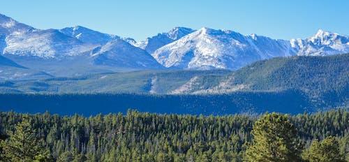 Δωρεάν στοκ φωτογραφιών με rocky mountains, βουνά, βραχώδης, γραφικός