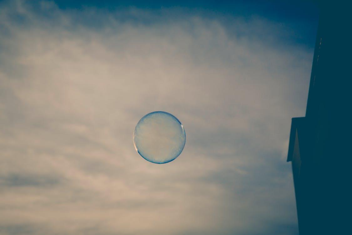 Foto profissional grátis de bolha, borbulha, céu