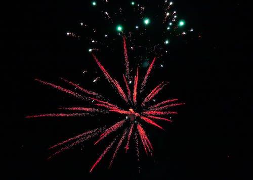 夜の写真, 花火, 花火大会の無料の写真素材