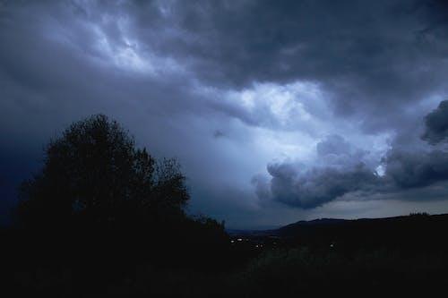 Free stock photo of clouds, cloudy, Dark Sky, rain
