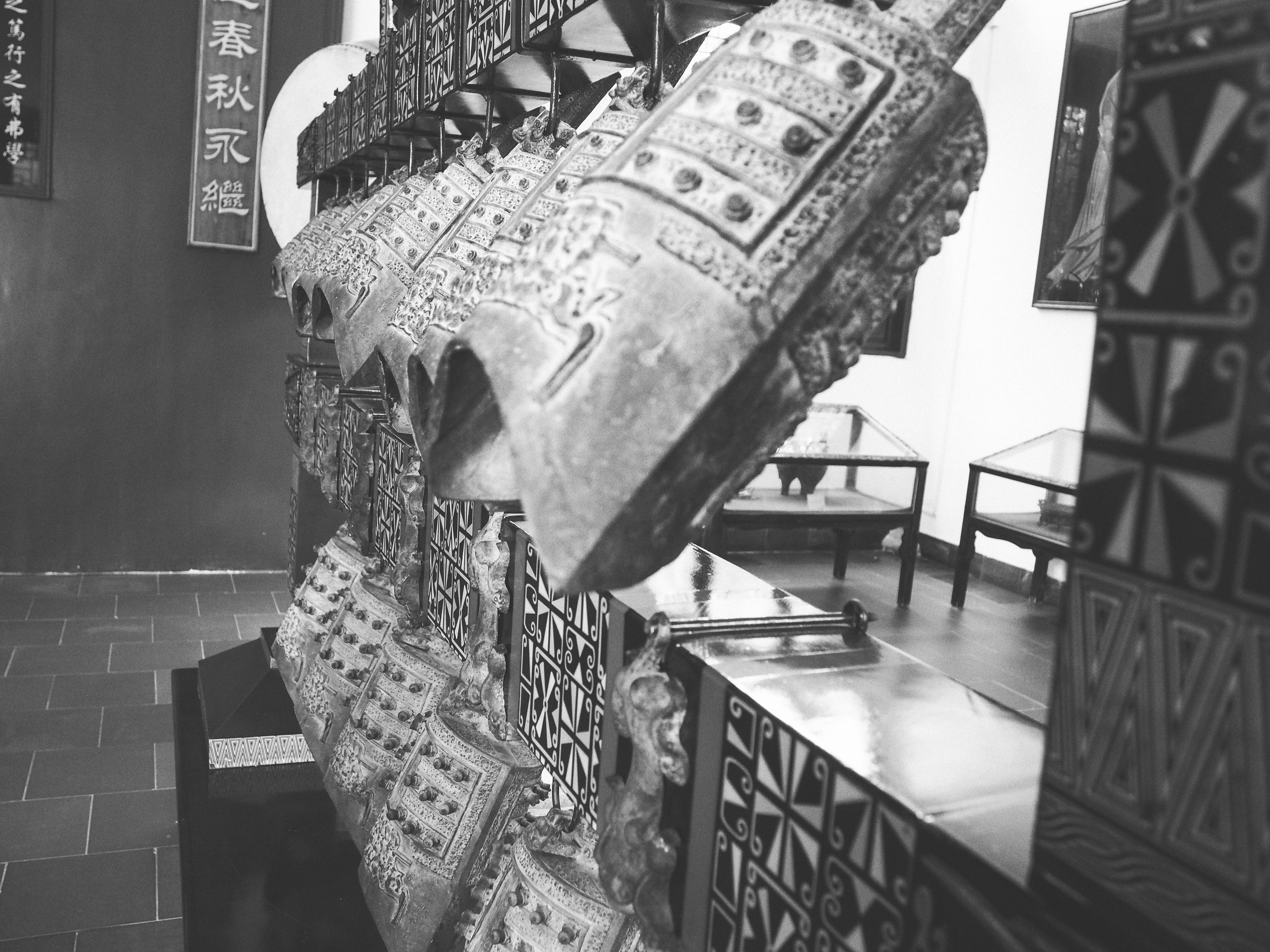 Free stock photo of black-and-white, cultural relic, culture, exhibition
