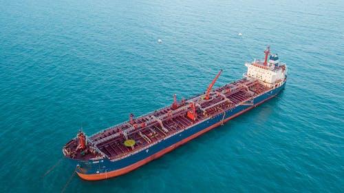 Free stock photo of cargo ship, sea, ship