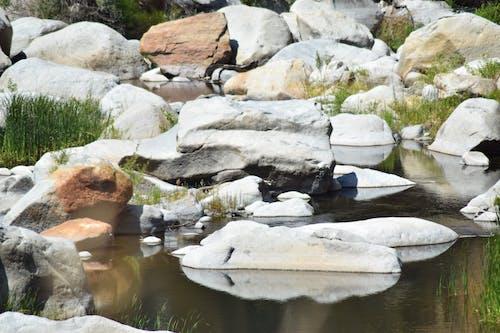 巨石, 石の階段の無料の写真素材
