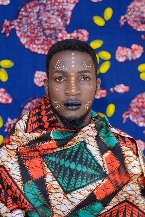 おとこ, お洒落, アダルト, アフリカ産の無料の写真素材