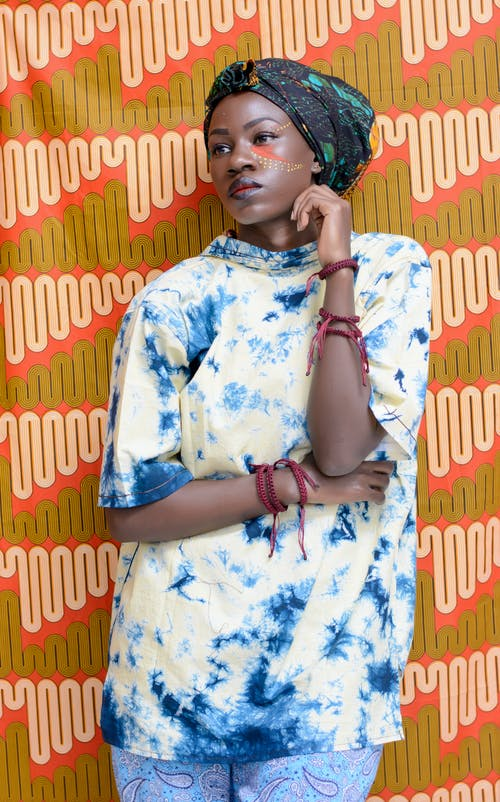 Darmowe zdjęcie z galerii z afroamerykanka, bransoletki, ceremonia, czarna dziewczyna