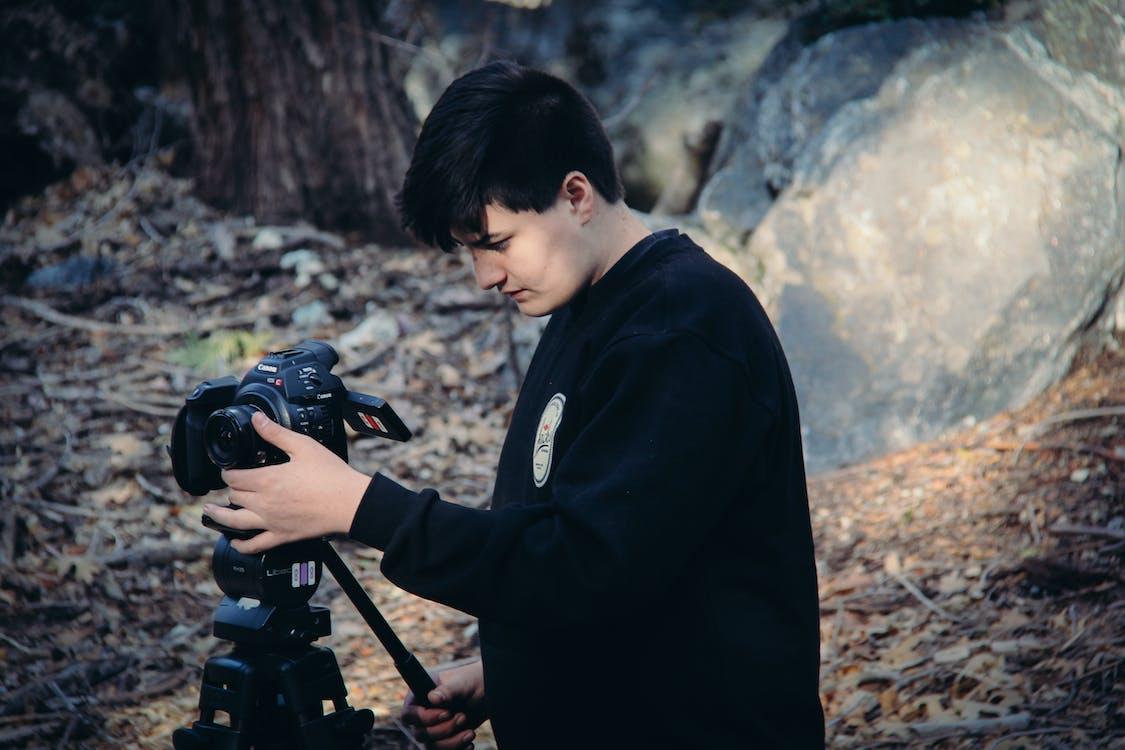 dagsljus, fotograf, fotografi