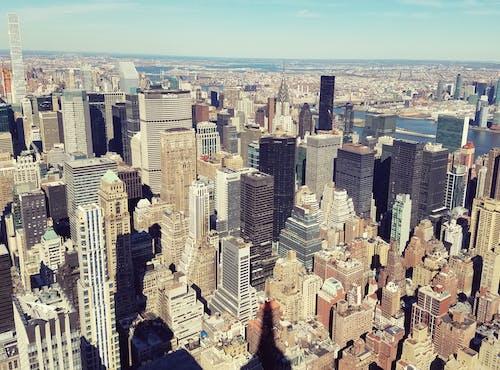 Foto stok gratis Arsitektur, bangunan, biro, cityscape
