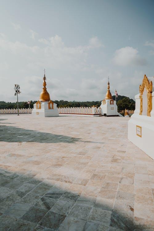 Fotobanka sbezplatnými fotkami na tému architektúra, Ázia, Buddha, budhizmus