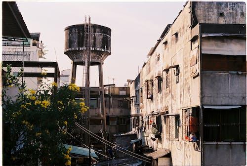 Foto stok gratis Apartemen, rumah kuno, saigon, Vietnam
