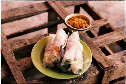 Foto stok gratis cemilan, jajanan jalanan, makanan Asia, makanan vietnam