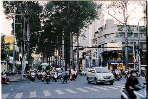 Foto stok gratis jalan, saigon, Vietnam