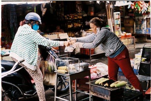 Foto stok gratis ala Vietnam, Jagung, jajanan jalanan, makanan