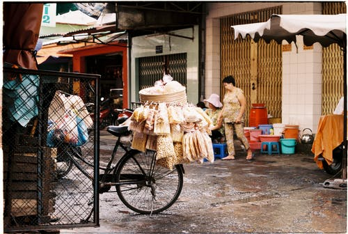 Foto stok gratis pasar, pasar tradisional, saigon, Vietnam