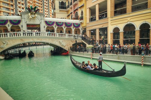 Free stock photo of boat, gondola, Mckinley hill, romantic
