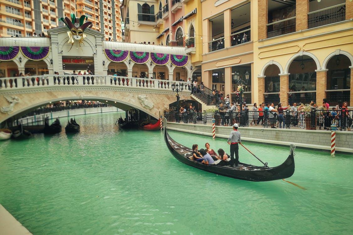 威尼斯, 浪漫的, 纜車