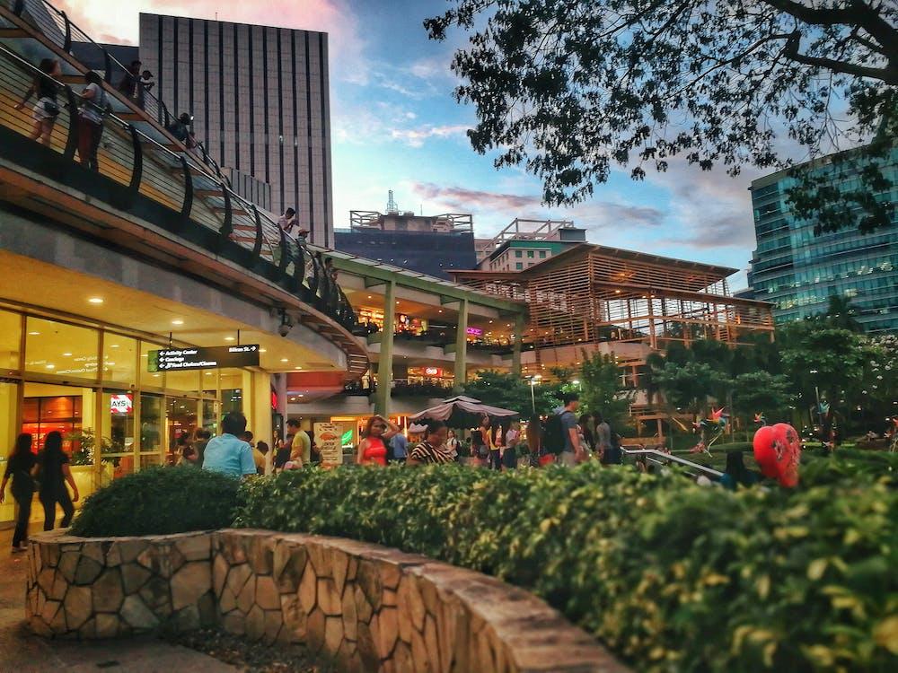 Cebu, grădină