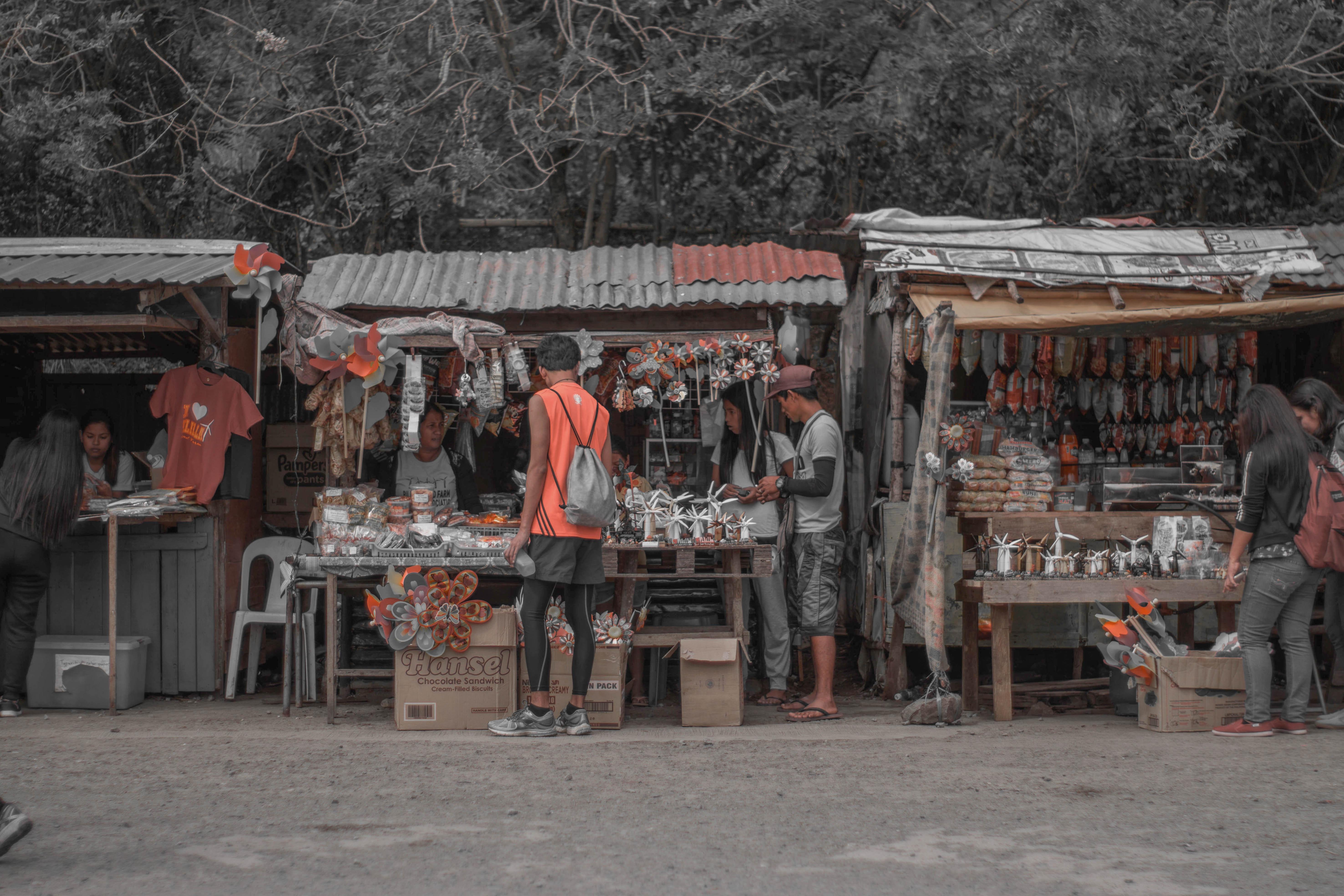 Free stock photo of black and orange, Philippines, store