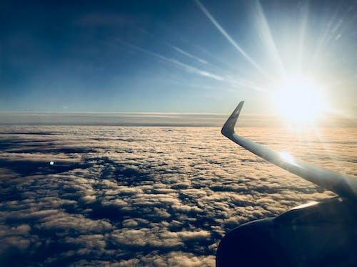 Gratis lagerfoto af himmel, skyer