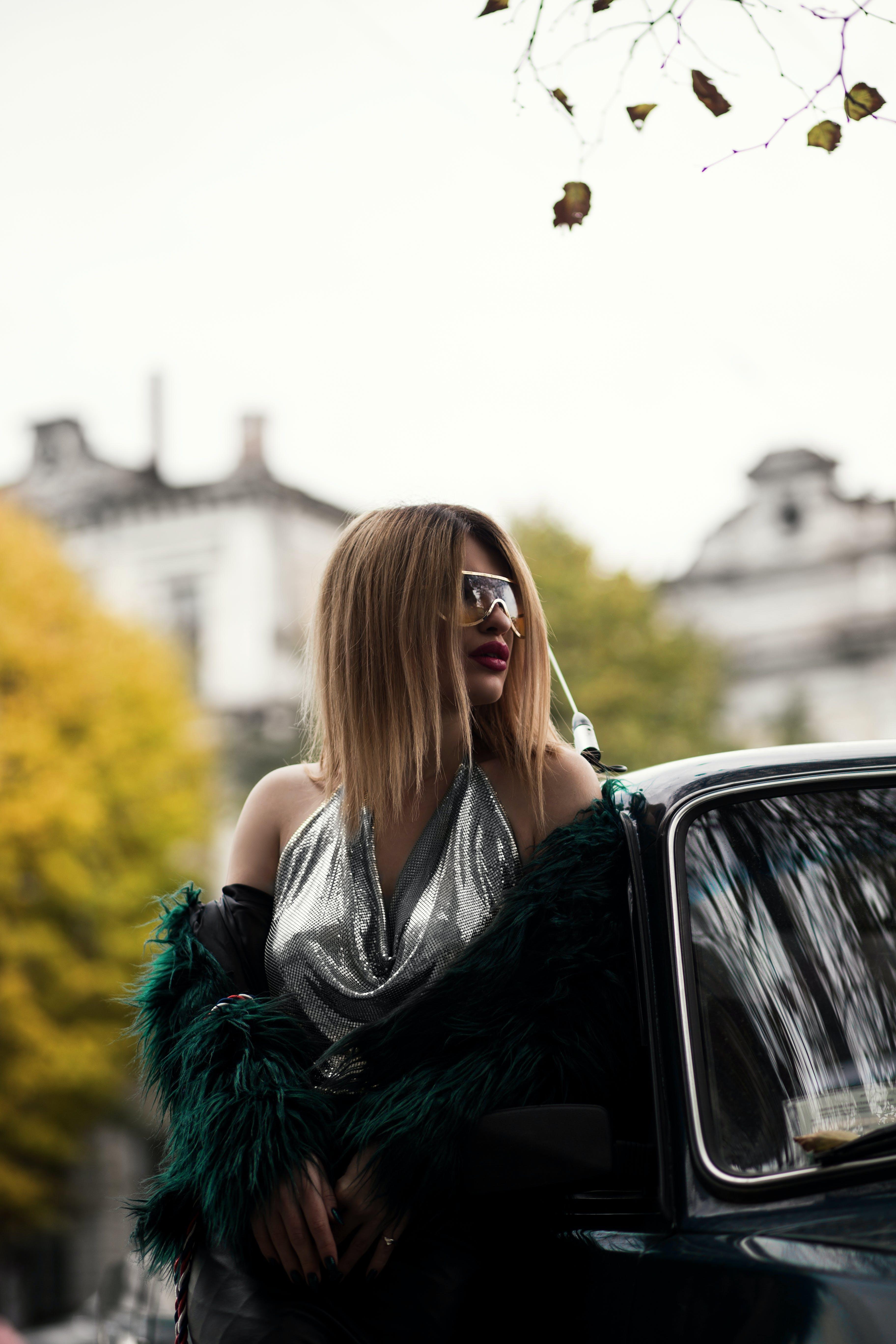 Foto profissional grátis de adulto, atraente, automóvel, beleza