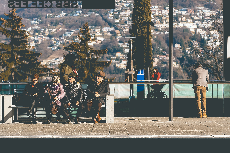 人, 人群, 商業, 城市 的 免费素材照片