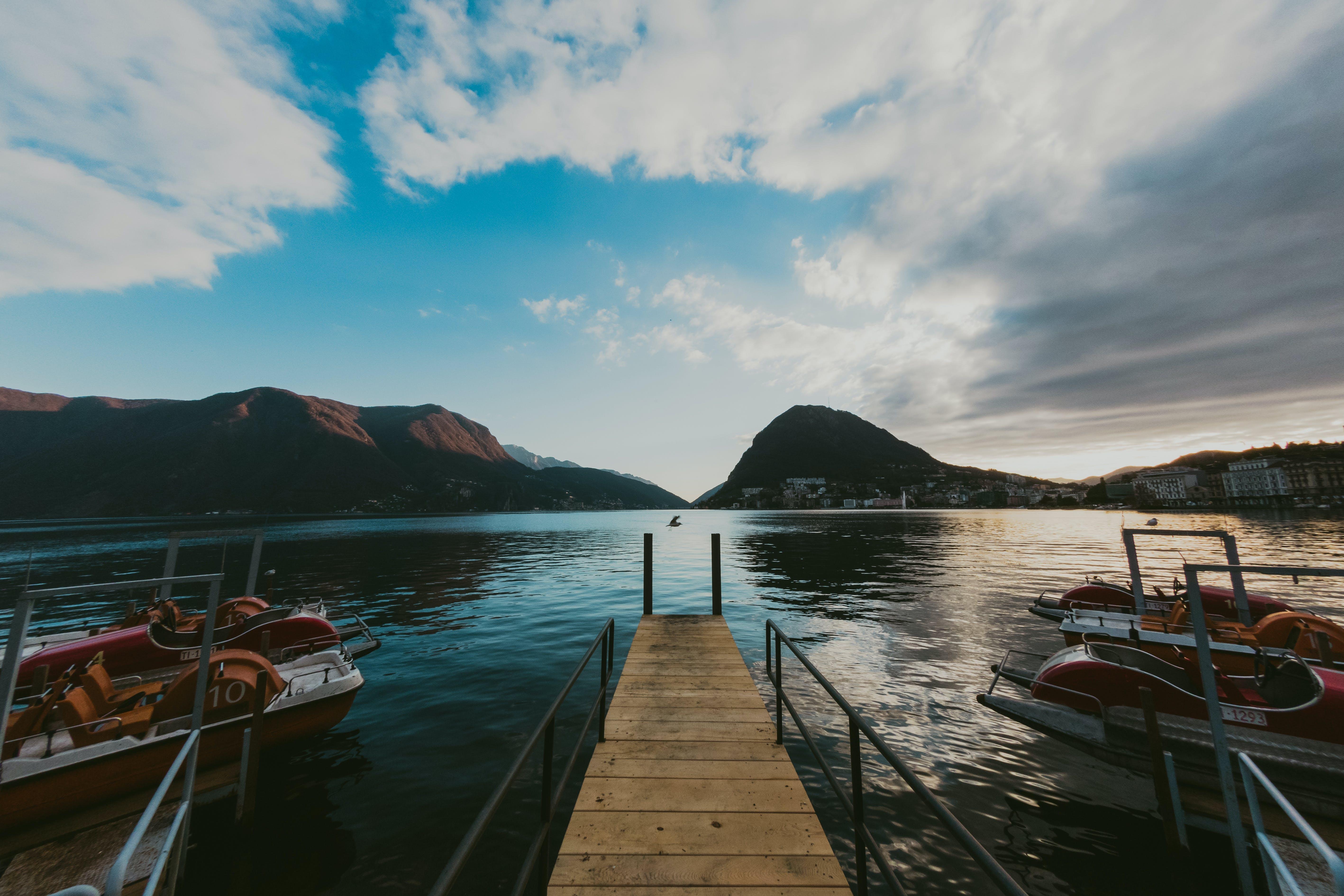 シースケープ, ベイ, ボート, レクリエーションの無料の写真素材