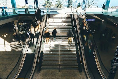 Immagine gratuita di aeroporto, alba, architettura, città