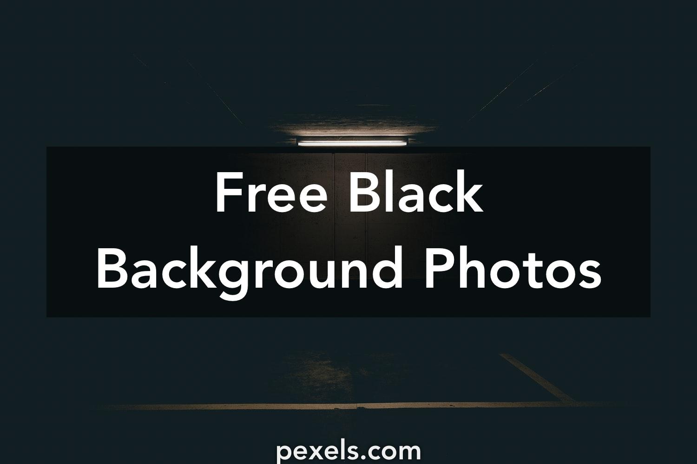 1000+ Interesting Black Background Photos · Pexels · Free