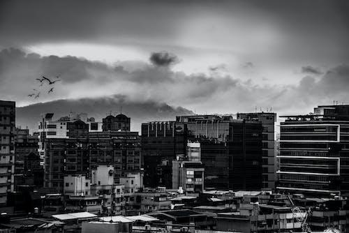 Δωρεάν στοκ φωτογραφιών με σκοτεινά σύννεφα
