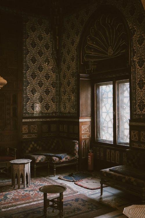 Δωρεάν στοκ φωτογραφιών με αρχιτεκτονική, αρχοντικό, δωμάτιο