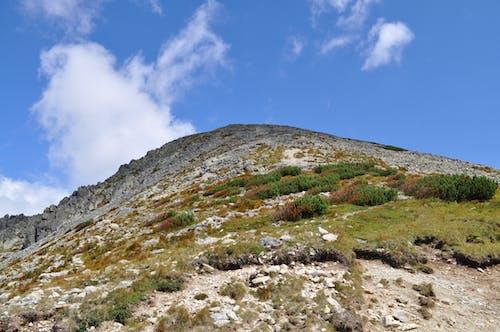 Darmowe zdjęcie z galerii z chmury, dzień, geologia, góry