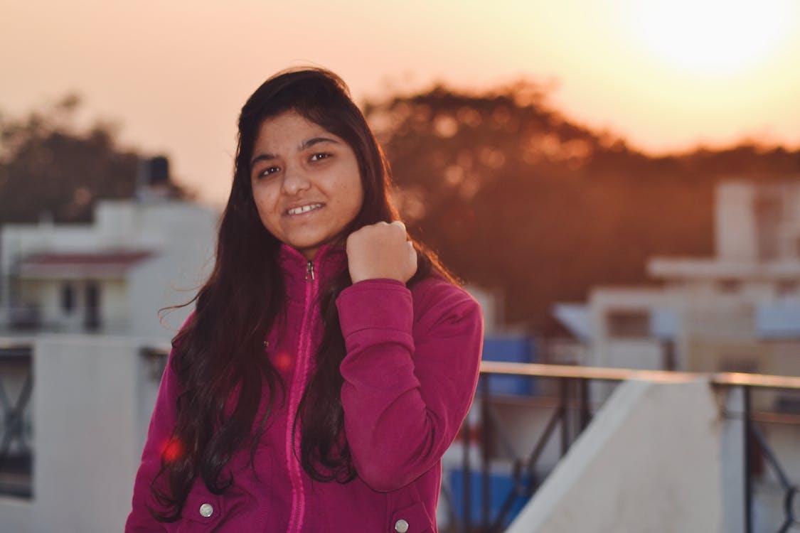 dziewczyna, hinduska dziewczyna, hinduski