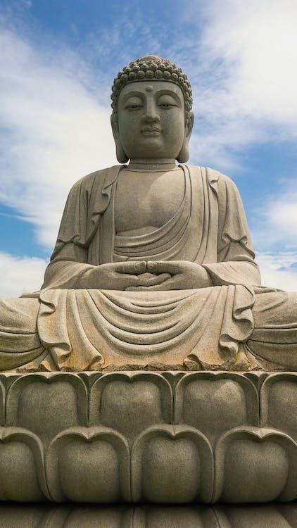 Agama Buddha, Allah, Arsitektur