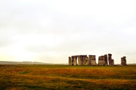 landmark, monument, stonehenge