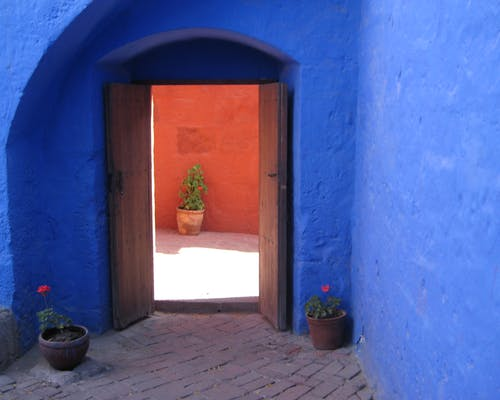 Gratis lagerfoto af det ukendte, døråbning, en ny sti, peru