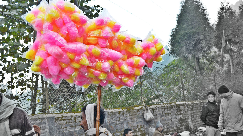 Free stock photo of Cotton candy, sugar, vendor