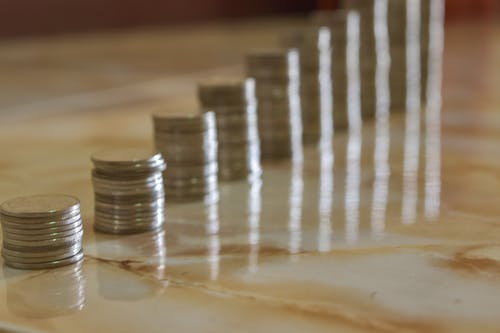 Free stock photo of bank, banking, cash, change
