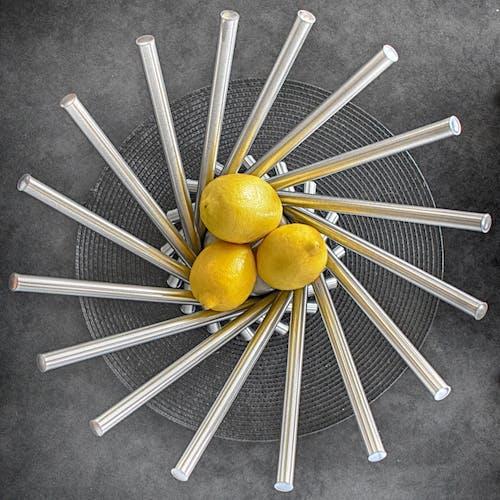 Безкоштовне стокове фото на тему «їжа, інструмент, дизайн, кошик із фруктами»