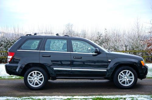 Gratis stockfoto met 4x4, auto, heldere lucht, jeep