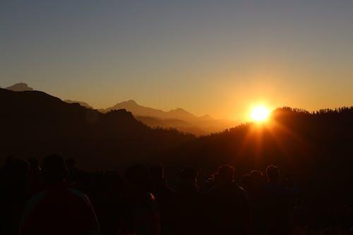 Fotos de stock gratuitas de amanecer, gente, ligero